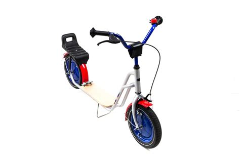 12,5 Zoll Tret Kinder Roller Scooter EASY RIDER   real