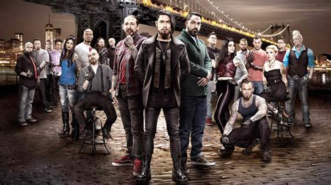 Ink Master Season 13 Episode Guide & Summaries and TV Show