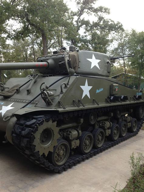 For sale: Running and Driving Restored Sherman M4A2E8