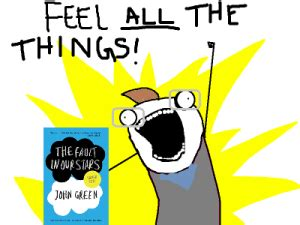 """Review of """"The Fault in Our Stars"""" by John Green"""