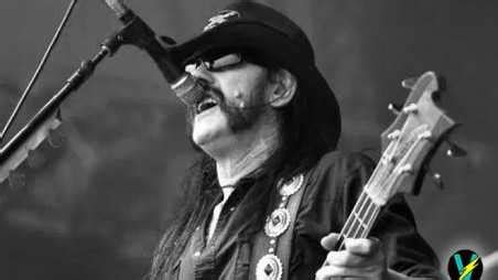 Lemmy From Motörhead Dies After Short Battle With Cancer
