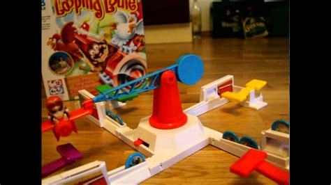 Looping Louie by MB / Hasbro - Revenge of the chicken