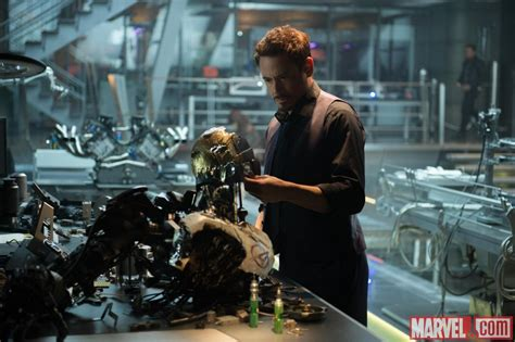 A bunch of new images for Avengers: Age of Ultron - Nerd