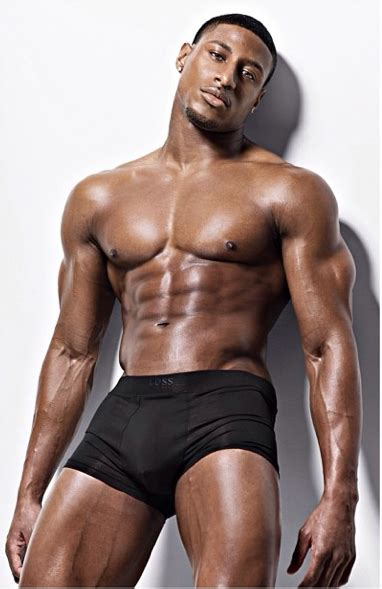 Man Crush of the Day: Football player Justin Tryon | THE