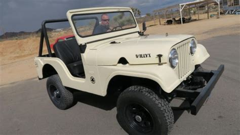 Willys 1961 Tan For Sale