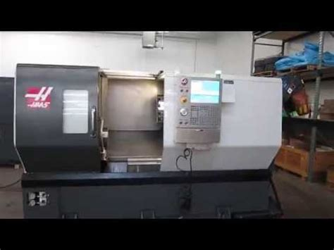 Haas ST-30 CNC Lathe, NEW 2013 - For Sale at www