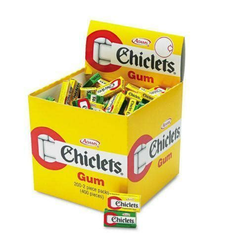 Chiclets: Candy, Gum & Chocolate | eBay