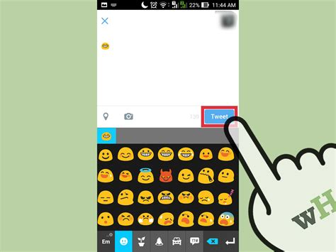 How to Add Emoji to Twitter: 11 Steps (with Pictures
