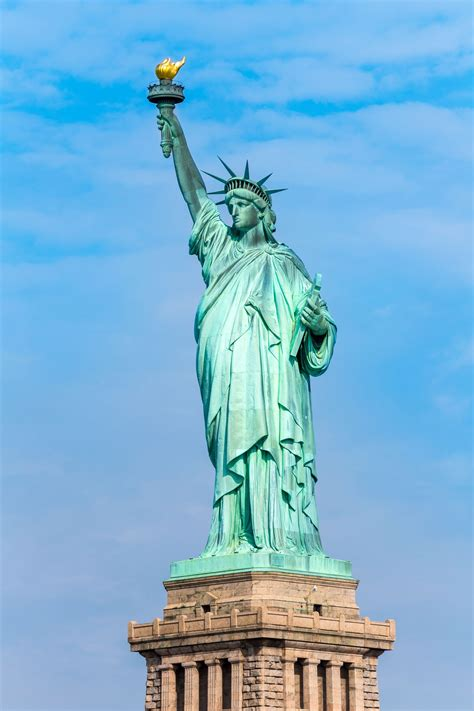 The Symbolism of the Inscription on the Statue of Liberty