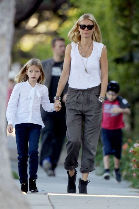 16 Famous People And Their Children - FunCage