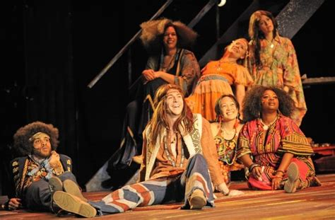 OFFBEAT: Paramount Theatre's stage run of 'Hair' a feel