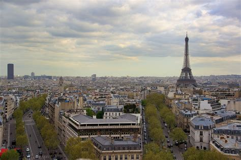 View of the Eiffel Tower | mikestravelguide