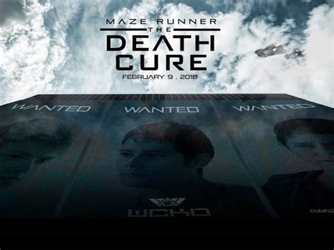 Maze Runner: The Death Cure (2018) Poster #2 - Trailer Addict