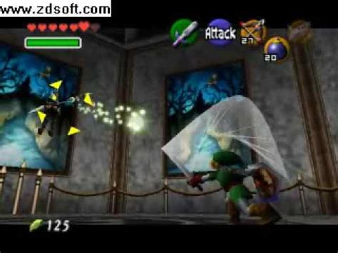 The Legend of Zelda: Ocarina of Time - Forest Temple Boss