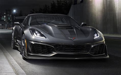 2018 Chevrolet Corvette ZR1 - Wallpapers and HD Images