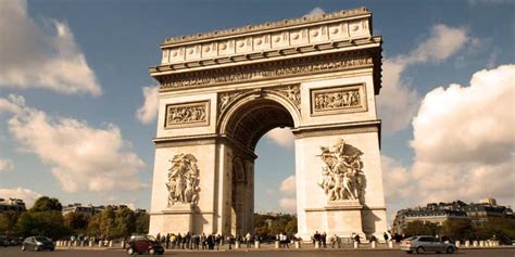 Things to do between the Arc of Triumph and the Eiffel Tower
