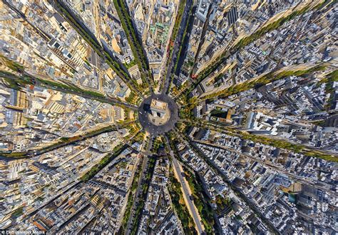 Incredible aerial pictures of the worlds greatest cities