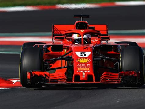 Vettel: Halo safety outweighs aesthetics   PlanetF1 : PlanetF1