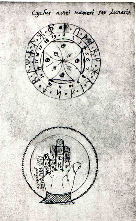 Runic Calender from Gotland