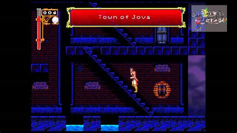 Lets Play Castlevania 2 - Simons Quest Revamp (PC) Remake
