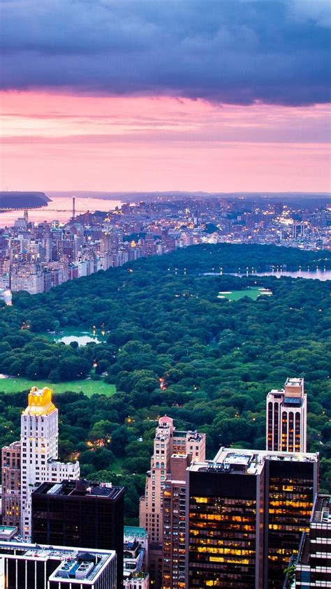 New-York-Central-Park-View-iPhone-wallpaper - iPhone