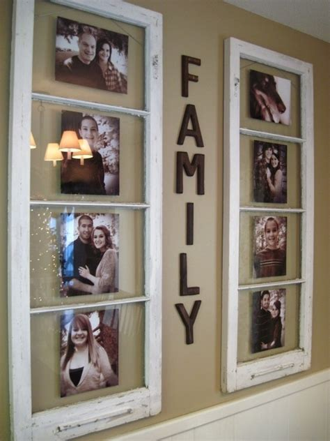 Old Window Picture Frames - FaveThing