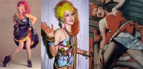 20 Of The Craziest 80s Celebrity Fashion Looks