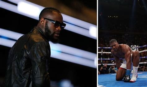 Anthony Joshua fight LIVE STREAM: How to watch AJ vs Andy