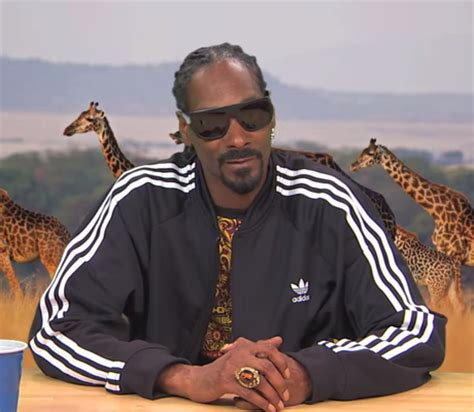 Watch Snoop Dogg Channel David Attenborough As He Narrates