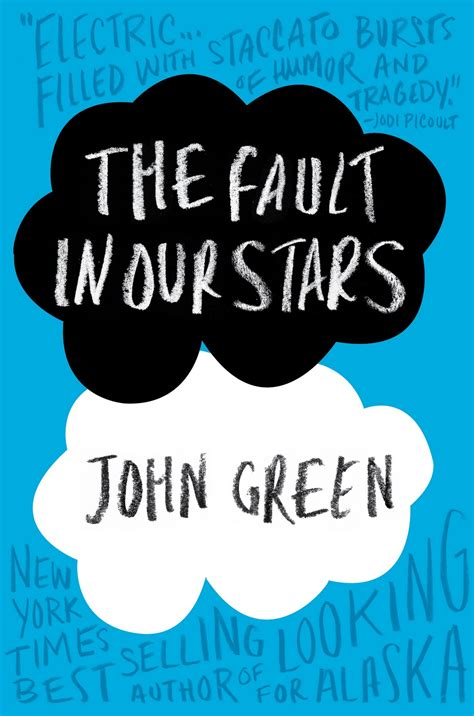 Nose in a Book: Review: The Fault in Our Stars