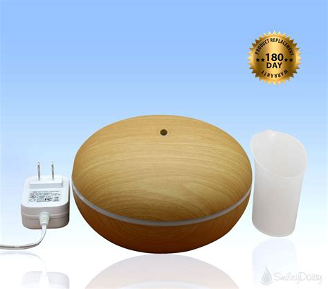 Essential Oil Diffuser - The Hibiscus (Like New Item