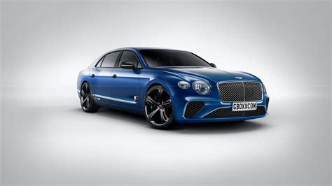 2019 Bentley Flying Spur, New Continental GT Supersports