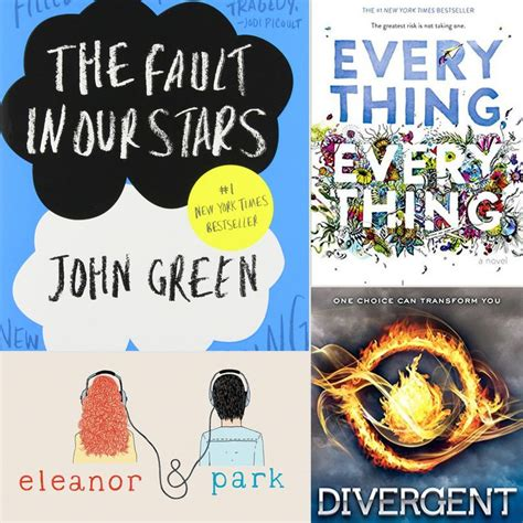 26 Young Adult Novels That Your Teenager — and You