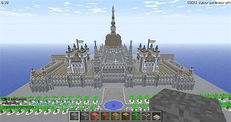 Hungarian Parliament Building [Classic] Minecraft Project