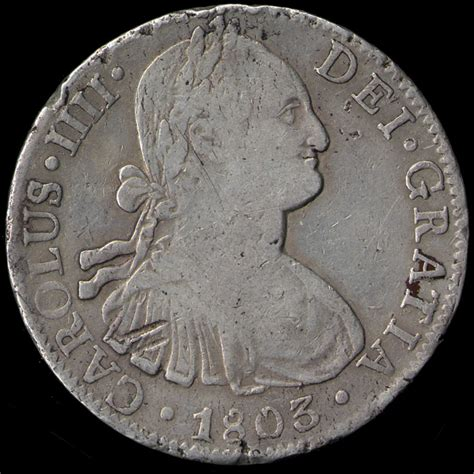 Spanish Silver Milled Coinage