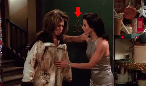 You probably never noticed this weird detail in Monica's
