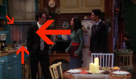 Here's one thing you never noticed about Monica's