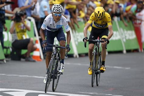 Froome vs Quintana: contenders trade blows on Pra Loup