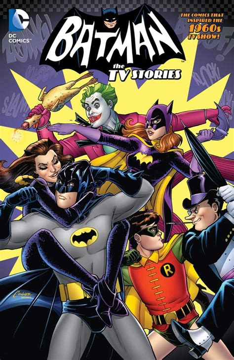 Batman '66: The TV Stories (Collected)   DC Database
