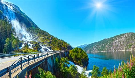 The 10 Most Interesting Waterfalls in Europe   Places To