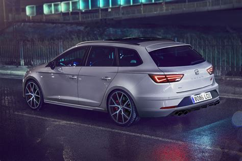 2018 SEAT Leon ST Cupra Carbon Edition on sale now   Carbuyer