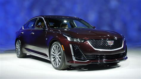 2020 Cadillac CT5 is a right-sized, sporty luxury sedan