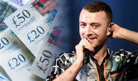 Sam Smith net worth 2017: Singer's sum after releasing new